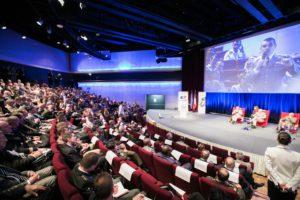 Eurosatory 2018 - Photo formulaire contribution conférence