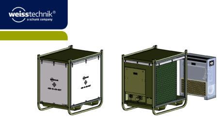 Schunk Weiss Eurosatory_Paris_Module-R-7-B_Logo
